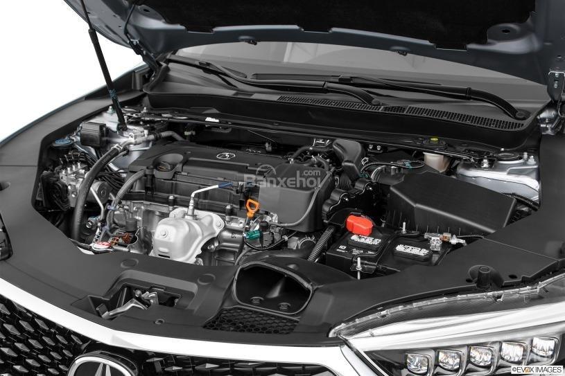 Đánh giá xe Acura TLX 2018: Xe vẫn mang đến những lựa chọn động cơ cũ z