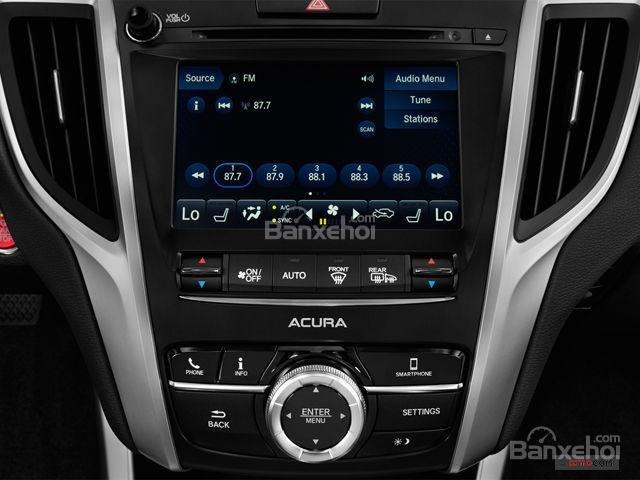 Đánh giá xe Acura TLX 2018
