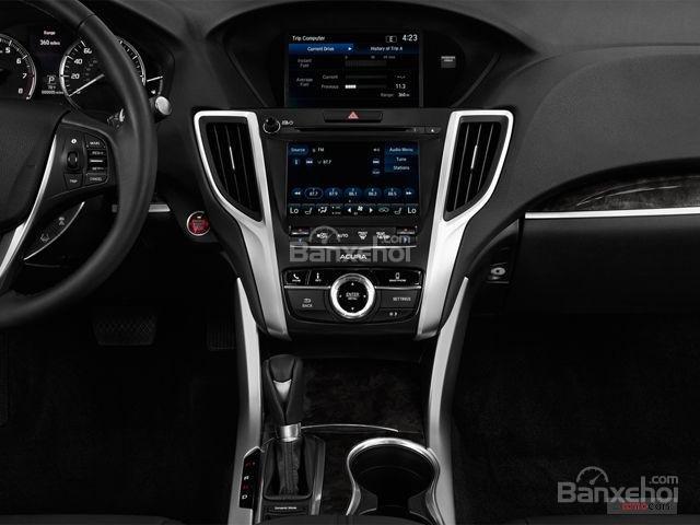 xe Acura TLX 2018