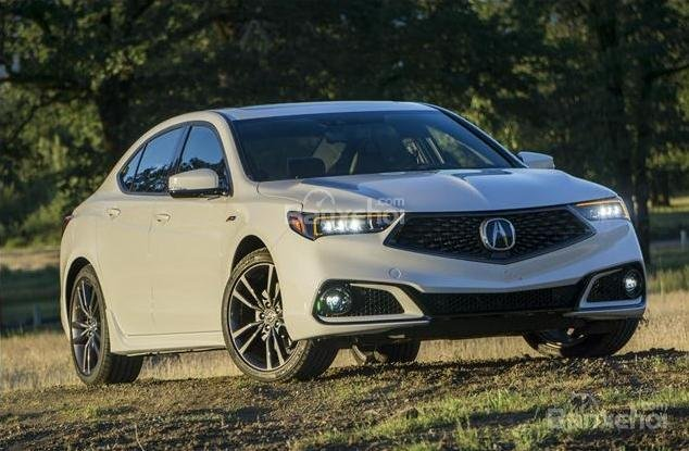 Phiên bản A-Spec là điểm nhấn của Acura TLX 2018 z
