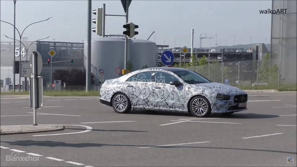 Xem trước Mercedes CLA 2020 - Ảnh 1.