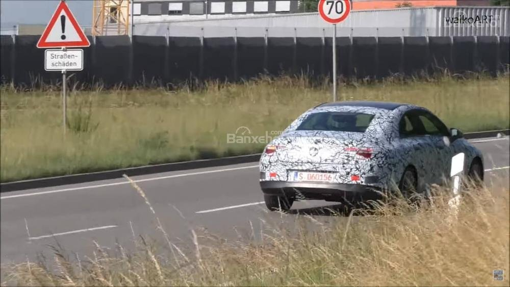Xem trước Mercedes CLA 2020 - Ảnh 2.