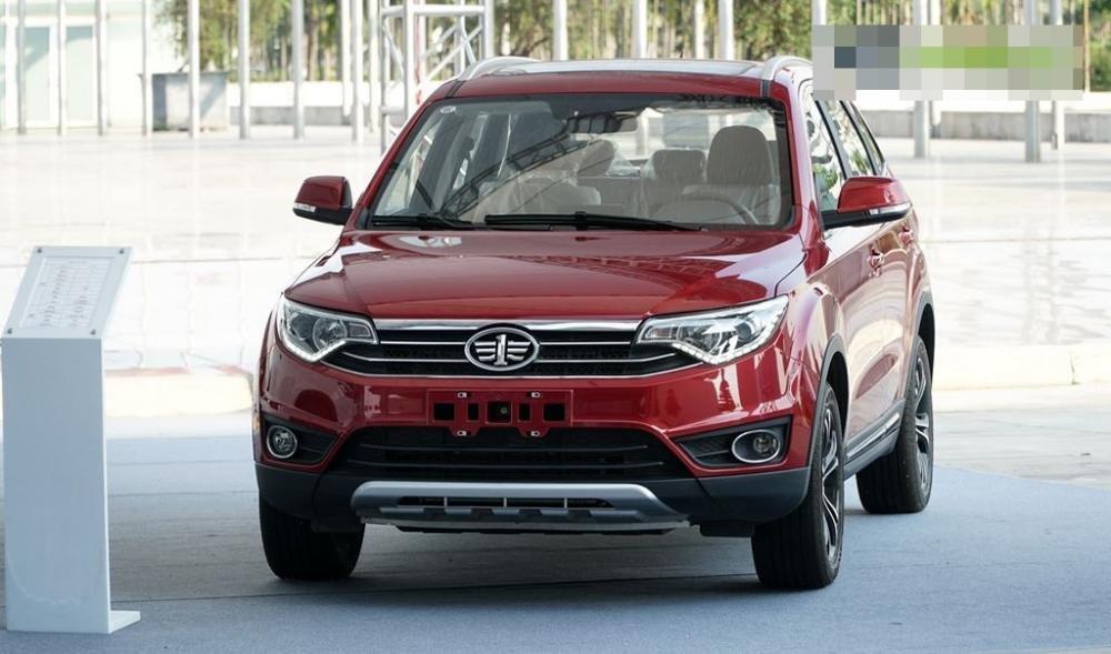 Xe gia đình Trung Quốc ra mắt khách hàng Việt với giá bán từ 170 triệu đồng 1.