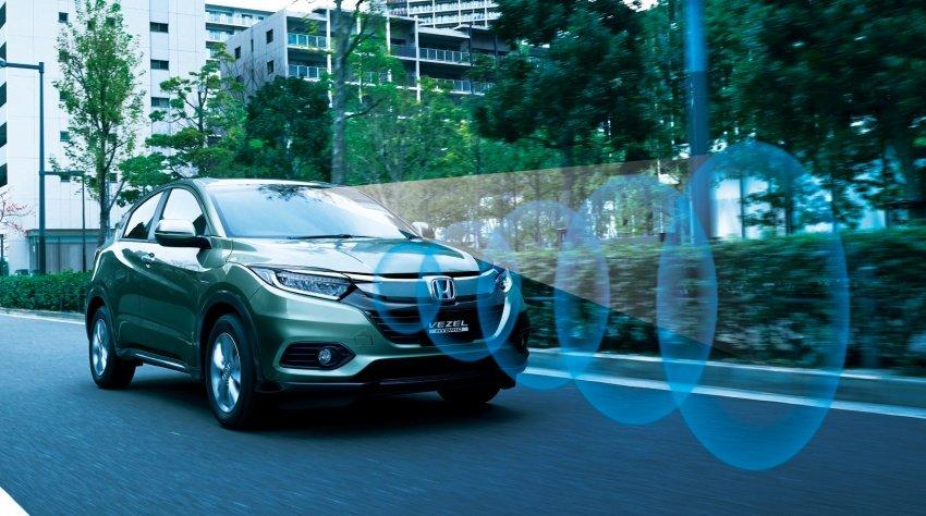 Tháng 8: Honda HR-V 2018 bán ra tại Thái Lan, sau đó sẽ nhập về Việt Nam.
