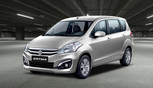 So sánh Suzuki Ertiga 2018 thế hệ mới và cũ 2.