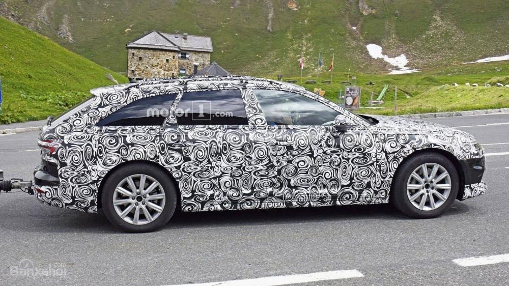 Audi A6 Allroad 2020 lần đầu xuất hiện - Ảnh 1.