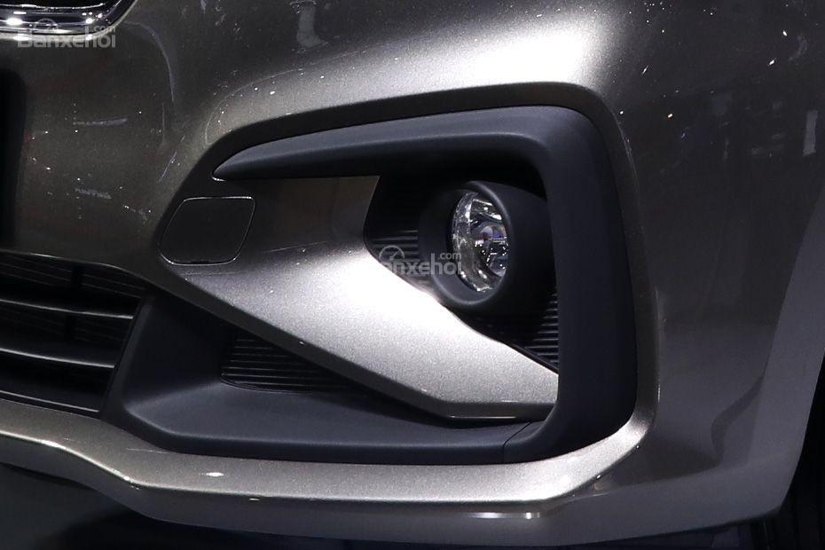 Đánh giá xe Suzuki Ertiga 2018: Đèn sương mù.