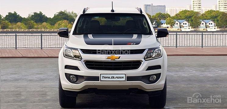 Chevrolet Trailblazer 7 chỗ nhập Thái, giá 885tr ưu đãi khủng 0978858340-0