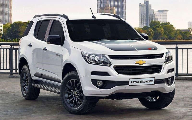 Chevrolet Trailblazer 7 chỗ nhập Thái, giá 885tr ưu đãi khủng 0978858340-1