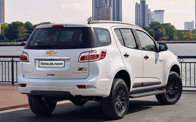 Chevrolet Trailblazer 7 chỗ nhập Thái, giá 885tr ưu đãi khủng 0978858340-2