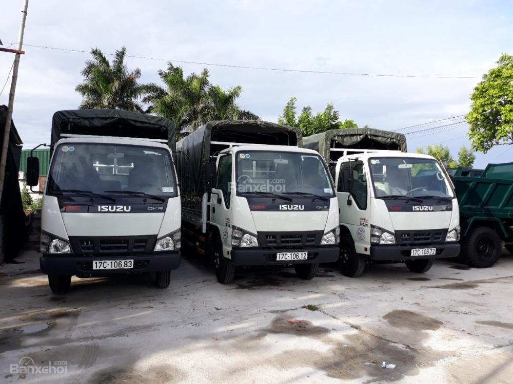 Đại lý xe tải Isuzu tại Thái Bình (1)