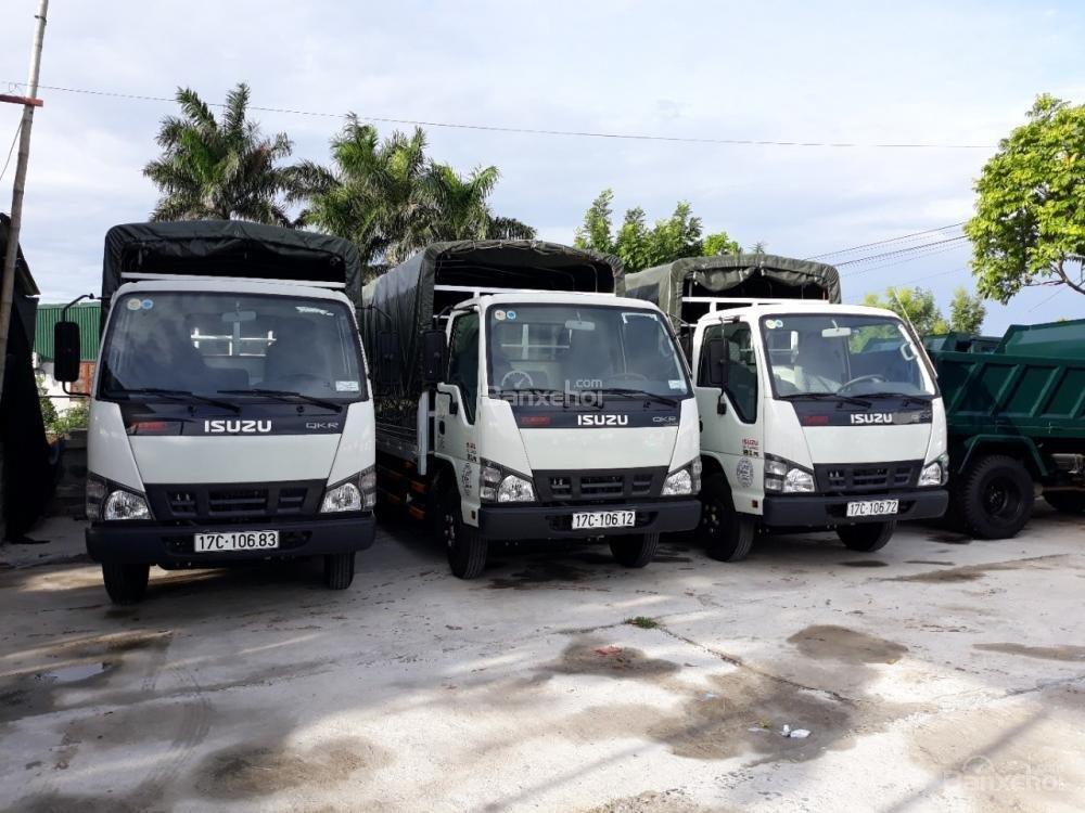 Đại lý xe tải Isuzu tại Thái Bình (3)