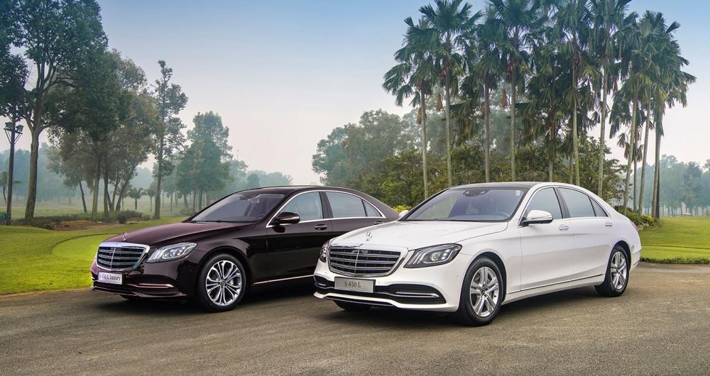 Giá xe Mercedes S 450 L mới nhất