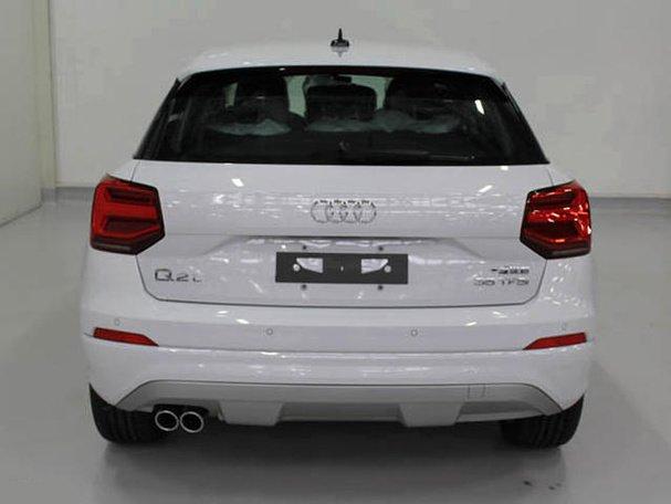 Audi Q2 phiên bản trục cơ sở dài giá từ 534 triệu đồng có gì mới? - Ảnh 1.