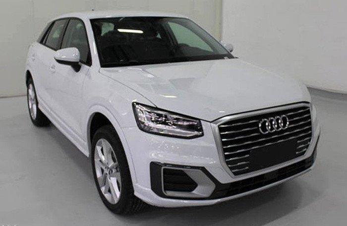 Audi Q2 phiên bản trục cơ sở dài giá từ 534 triệu đồng có gì mới?.