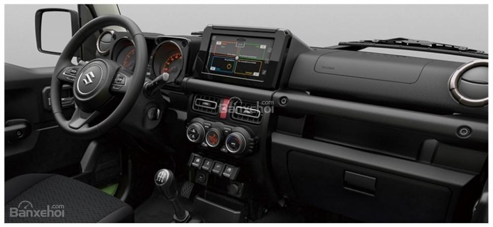 Suzuki Jimny và Jimny Sierra 2018 thế hệ mới chính thức lộ diện - Ảnh 3.