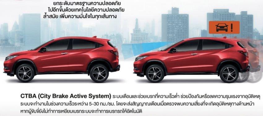 Đánh giá xe Honda HR-V 2018: Dáng xe năng động, thể thao z