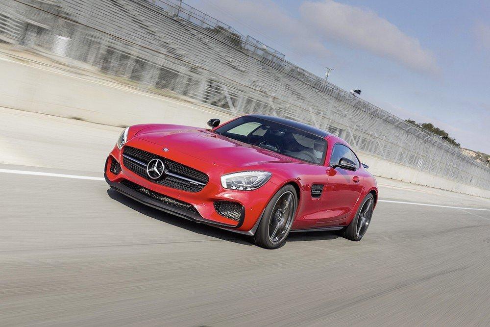 Đánh giá xe Mercedes AMG GT S 2016 giá 8,2 tỷ đồng tại Việt Nam 1