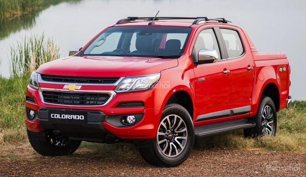 Chevrolet Colorado mua trả góp chỉ từ 176 triệu, hỗ trợ vay 85%, lãi suất ưu đãi, 0978858340-0