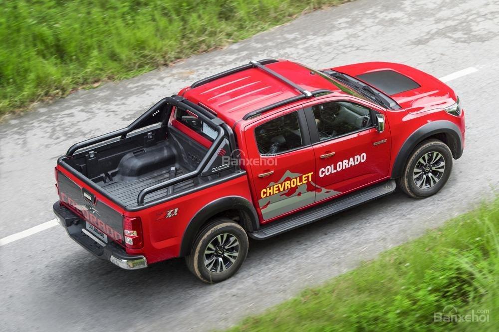 Chevrolet Colorado mua trả góp chỉ từ 176 triệu, hỗ trợ vay 85%, lãi suất ưu đãi, 0978858340-1