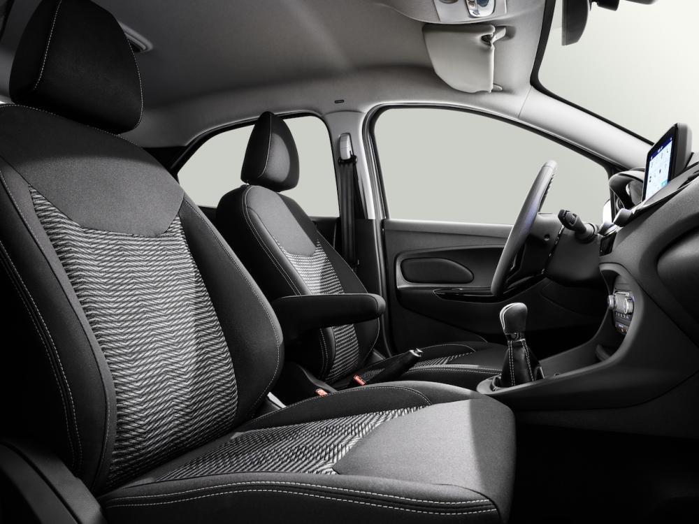 Chiêm ngưỡng bản nâng cấp của hatchback giá rẻ 167 triệu đồng Ford Figo 3.