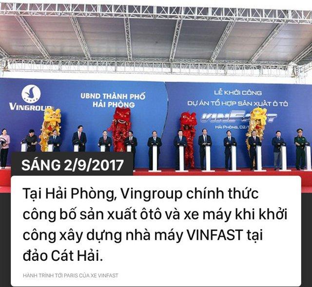 VinFast và chặng đường tới Paris của xe hơi Việt 3