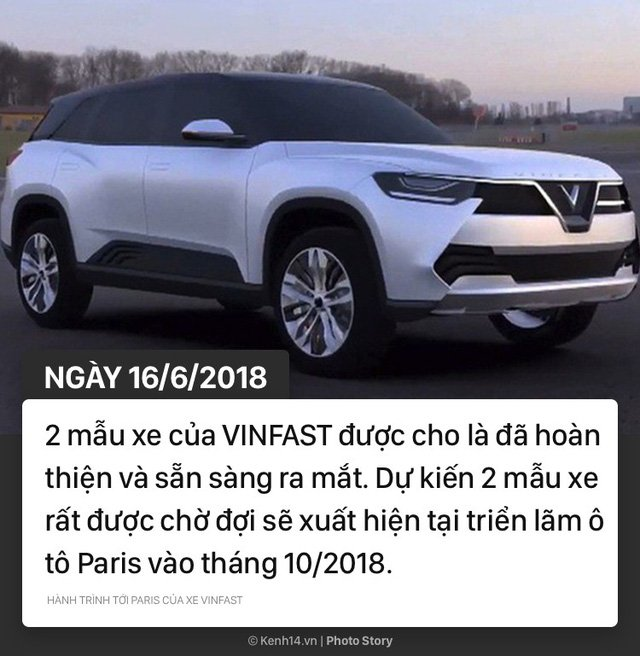 VinFast và chặng đường tới Paris của xe hơi Việt 12