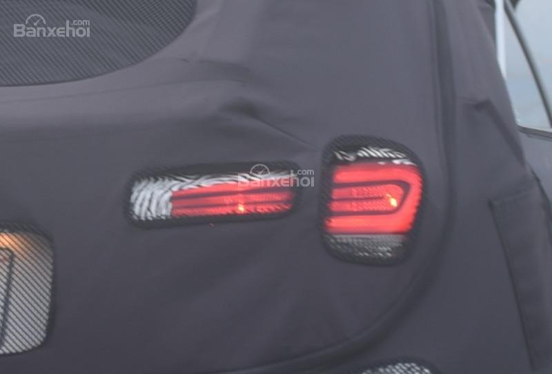 Hyundai i20 Active  facelift mới bị bắt gặp tại Hàn Quốc - Ảnh 1.