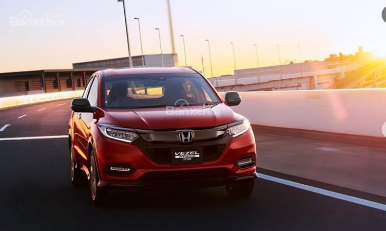 Đánh giá xe Honda HR-V 2018 về khả năng vận hành z
