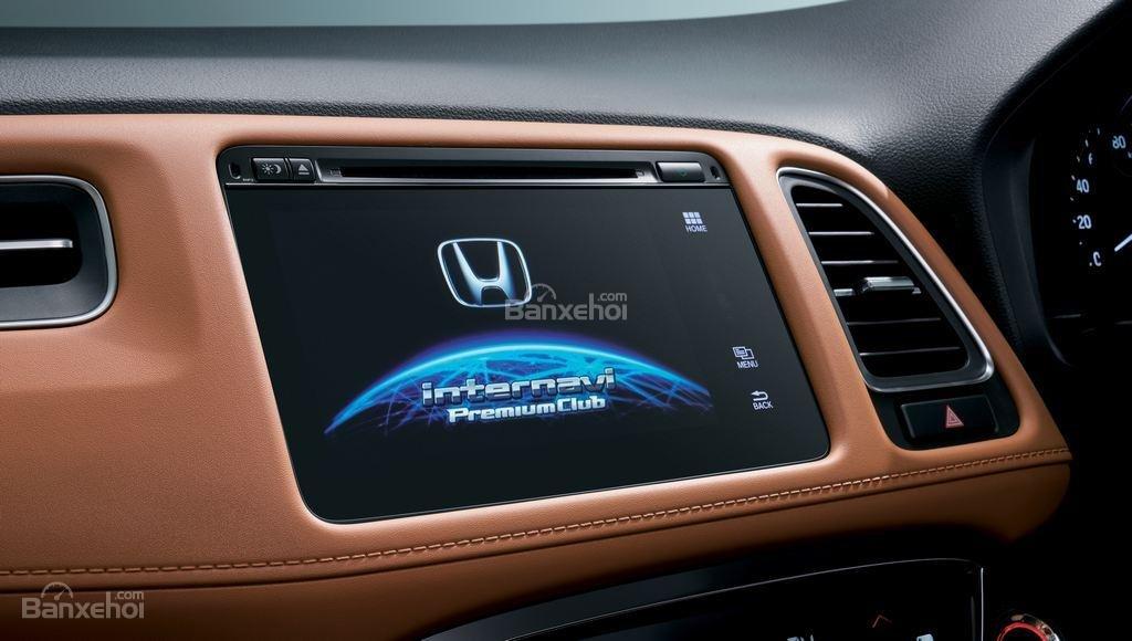 Đánh giá xe Honda HR-V 2018 về trang bị tiện nghi 5a