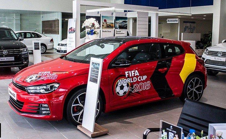 Thua ngay trận đầu, tuyển Đức vẫn có ''''''''fan'''''''' Volkswagen Scirocco giá 1,49 tỷ tại Việt Nam.
