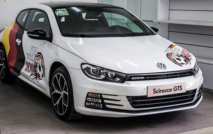 Thua ngay trận đầu, tuyển Đức vẫn có ''''''''fan'''''''' Volkswagen Scirocco giá 1,49 tỷ tại Việt Nam - 5.