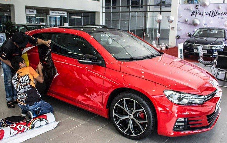 Thua ngay trận đầu, tuyển Đức vẫn có ''''''''fan'''''''' Volkswagen Scirocco giá 1,49 tỷ tại Việt Nam - Ảnh 1.