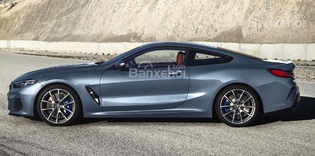 So sánh BMW 8-Series 2019 thế hệ mới và cũ về thiết kế thân xe 2a