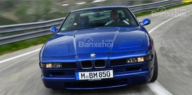 So sánh BMW 8-Series 2019 thế hệ mới và cũ về thiết kế đầu xe 2a