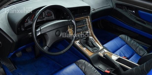 So sánh BMW 8-Series 2019 thế hệ mới và cũ về thiết kế nội thất 2a