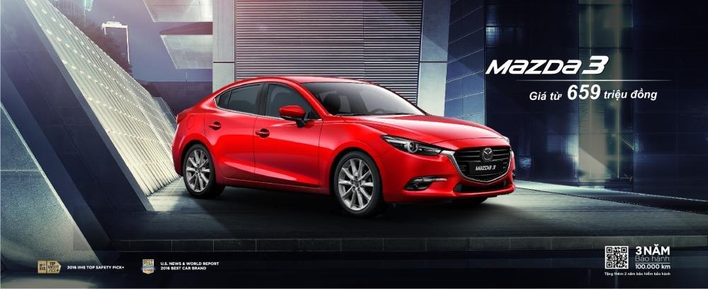 Vay mua xe Mazda 3 trả góp ..