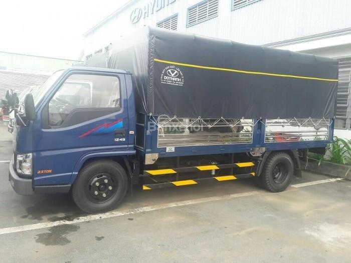 Bán xe tải Isuzu 2.5 tấn 2019, nhập khẩu, giá siêu rẻ- trả trước 20% (5)