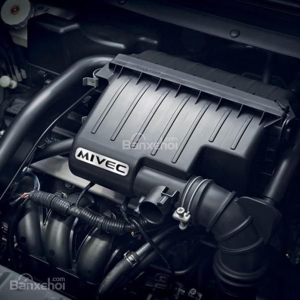 Mitsubishi Xpander được trang bị động cơ 1.5L MIVEC DOHC 16 van a7