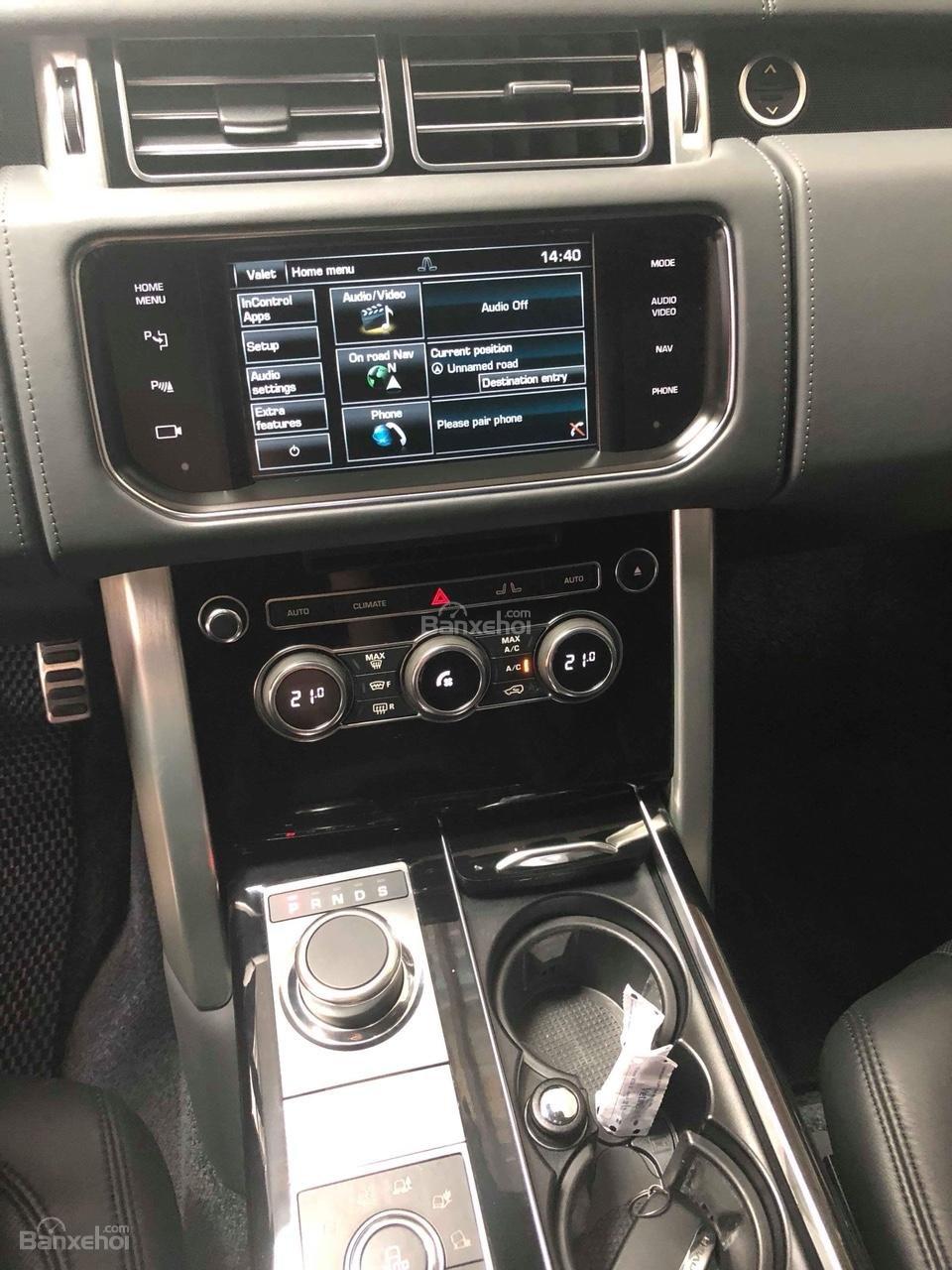 Bán ô tô LandRover Range Rover Black Edition 2015, bản giới hạn, xe đẹp (6)