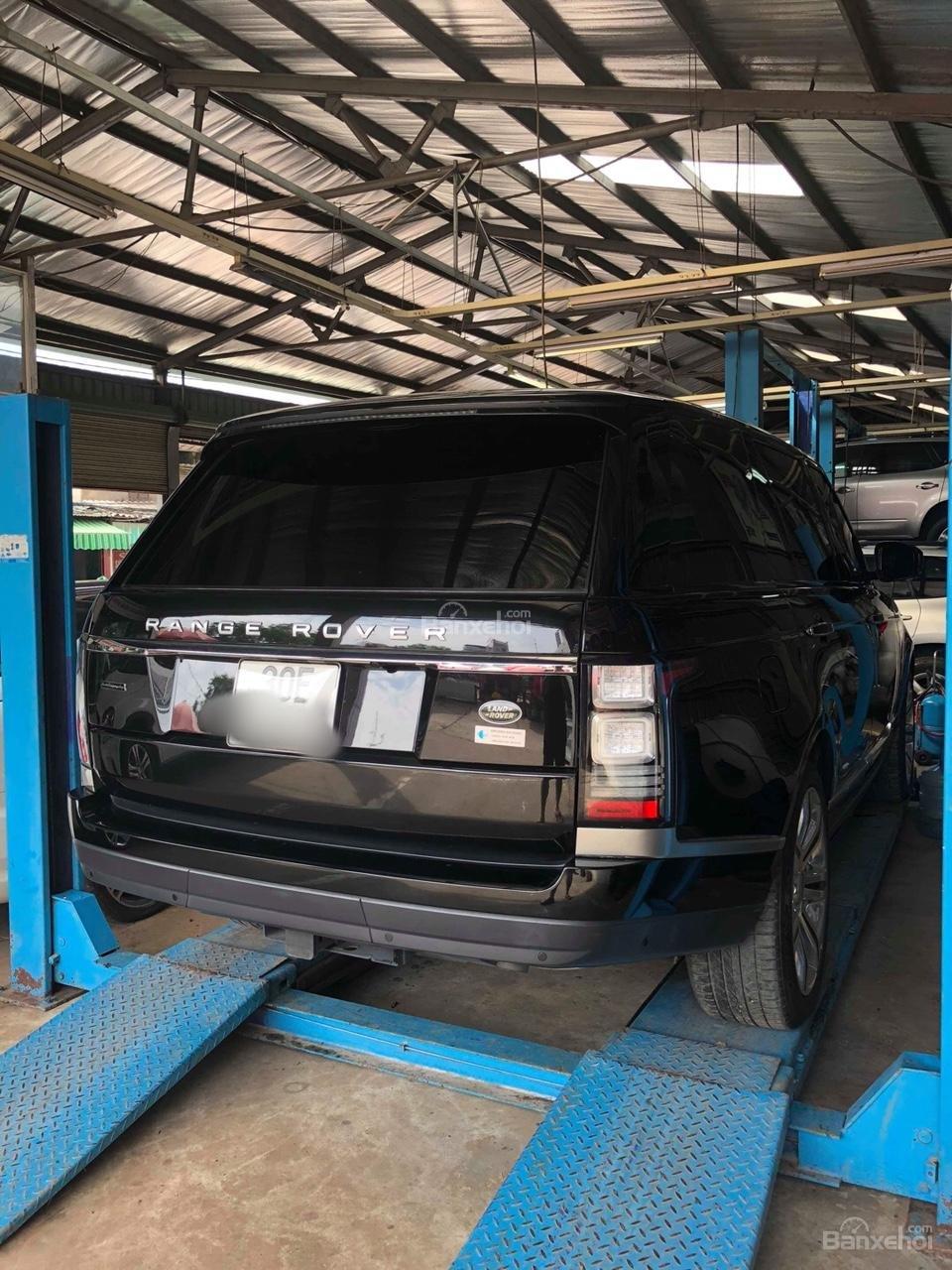Bán ô tô LandRover Range Rover Black Edition 2015, bản giới hạn, xe đẹp (3)