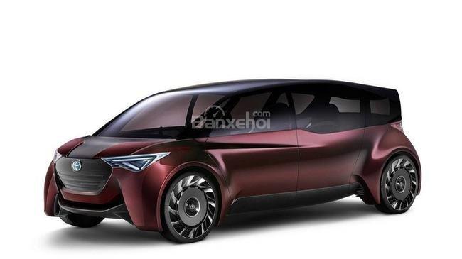 Xe Toyota điện trong tương lai sạc bằng cách đạp như xe đạp?.
