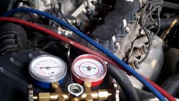 Nguyên nhân và cách chữa điều hòa ô tô không mát 5a