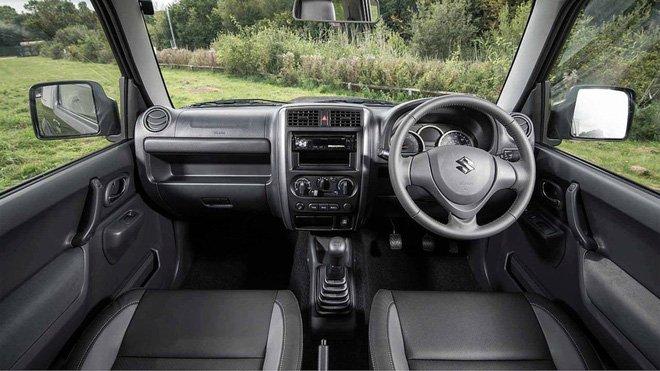 So sánh Suzuki Jimny sắp ra mắt với phiên bản 1998