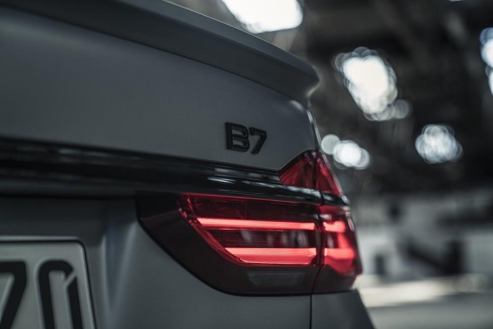 Chiêm ngưỡng phiên bản độc BMW Alpina B7 Exclusive Edition