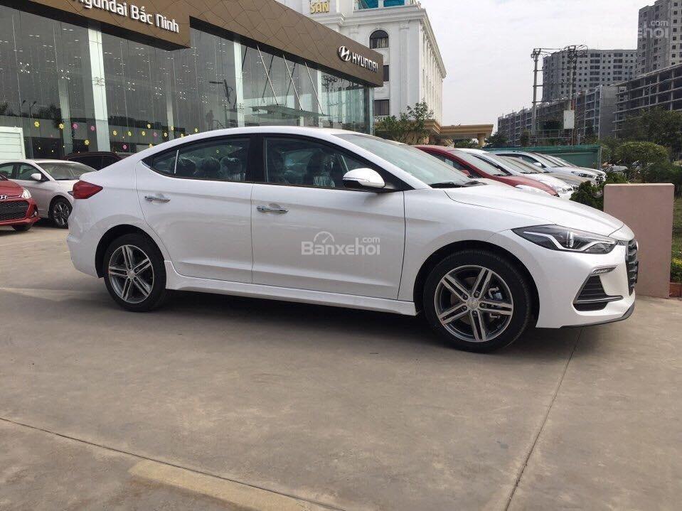 Bán Hyundai Elantra Sport 1.6 Turbo sản xuất 2019 đủ màu giao ngay 700 triệu + KM 15 triệu - LH: 0919929923-1