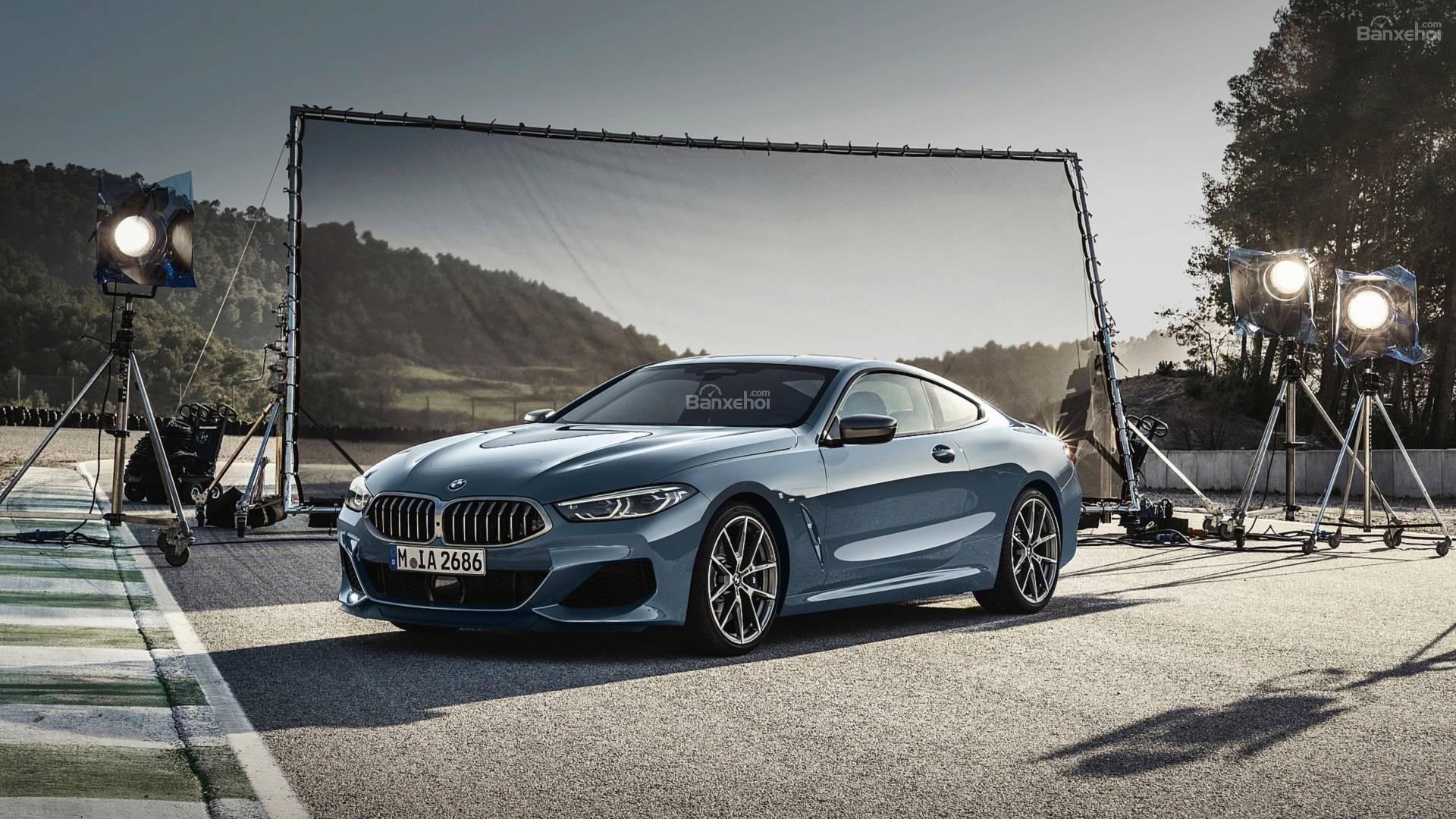 Đánh giá xe BMW 8-Series 2019: Hoàn hảo đến từng chi tiết z