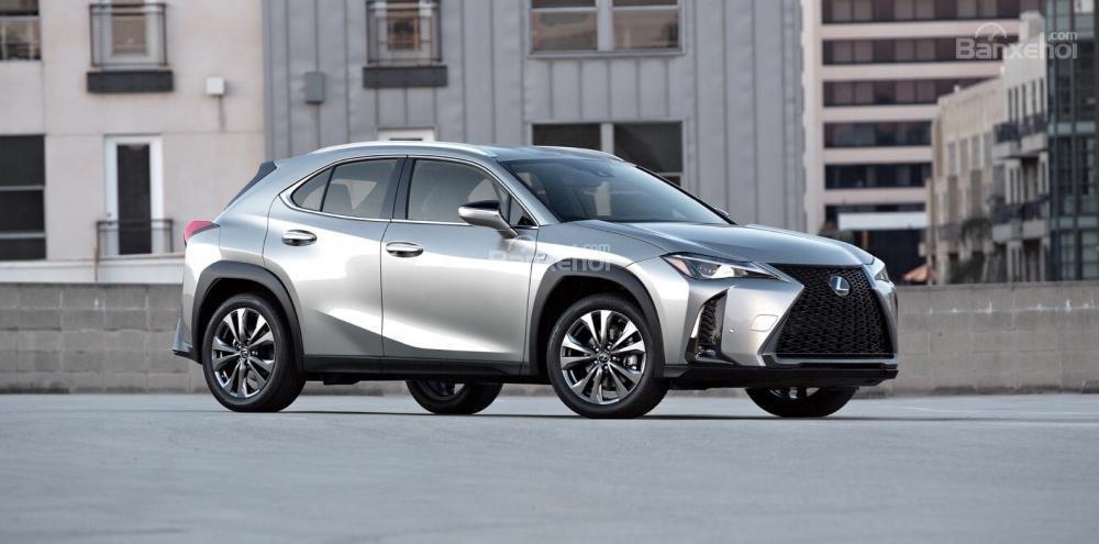 Lexus không sản xuất xe có giá dưới 30.000 USD - 2
