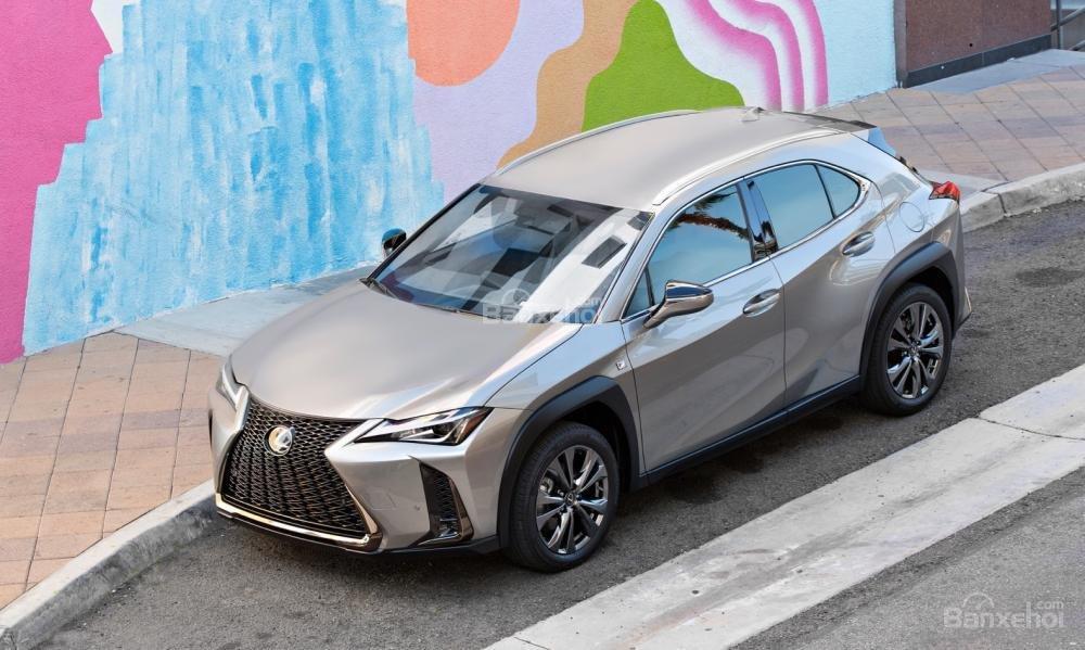 Lexus không sản xuất xe có giá dưới 30.000 USD - 1