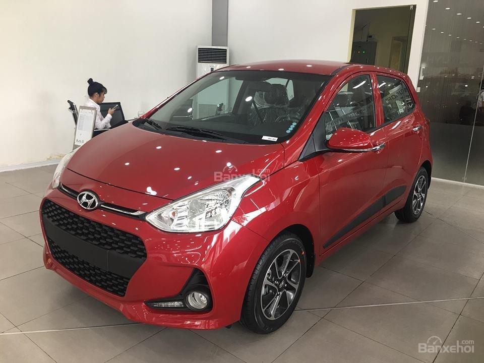 Hyundai Grand i10 1.2 AT sản xuất 2019, sẵn xe giao ngay - LH: 091 992 9923 (2)